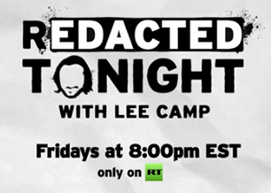 Redacted Tonight!